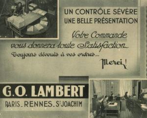 Affcihe Lambert Vintage