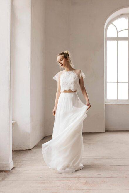 Lambert Créations Robes De Mariées Collection 2022 Alisée1