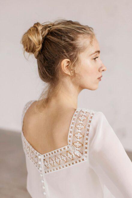 Lambert Créations Robes De Mariées Collection 2022 Aurore4