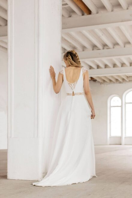 Lambert Créations Robes De Mariées Collection 2022 Canopée6