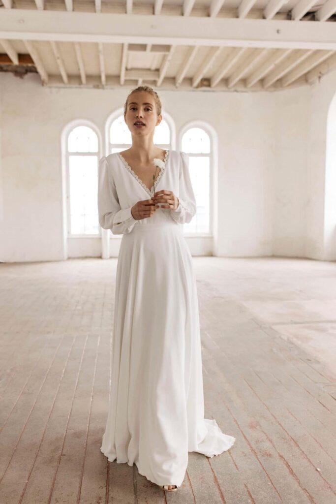 Lambert Créations Robes De Mariées Collection 2022 Cosmos1