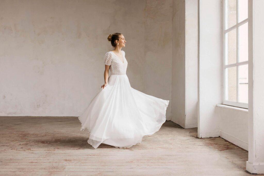 Lambert Créations Robes De Mariées Collection 2022 Edelweiss3