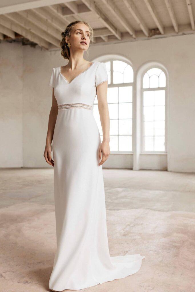 Lambert Créations Robes De Mariées Collection 2022 Embruns1