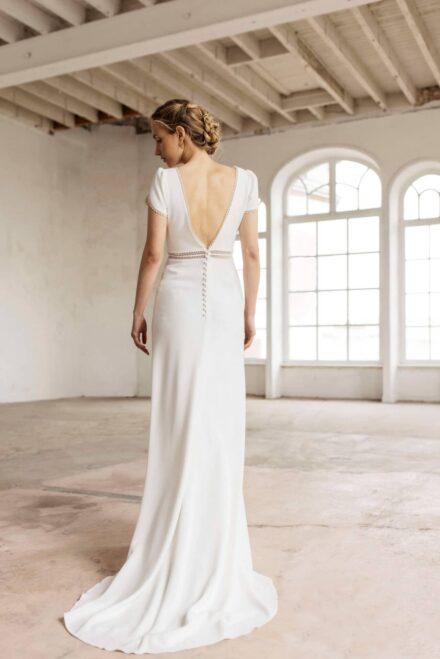 Lambert Créations Robes De Mariées Collection 2022 Embruns3