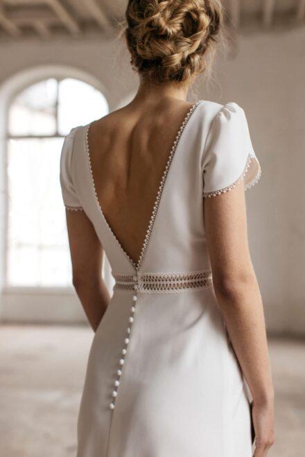 Lambert Créations Robes De Mariées Collection 2022 Embruns5