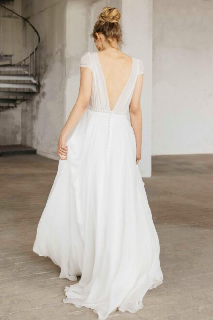 Lambert Créations Robes De Mariées Collection 2022 Envol4