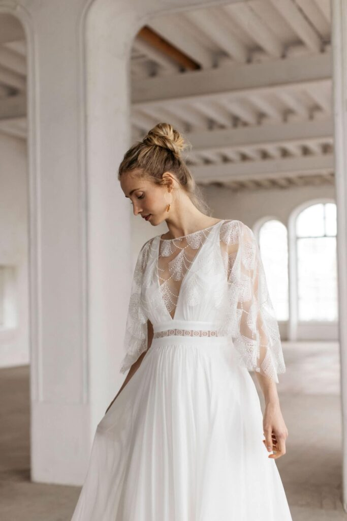 Lambert Créations Robes De Mariées Accessoires 2022 Freedom1
