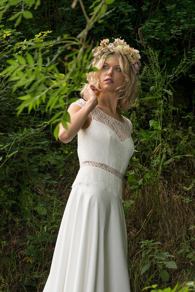 Lambert Créations Robes De Mariées Collection Intemporelles Aimée 1