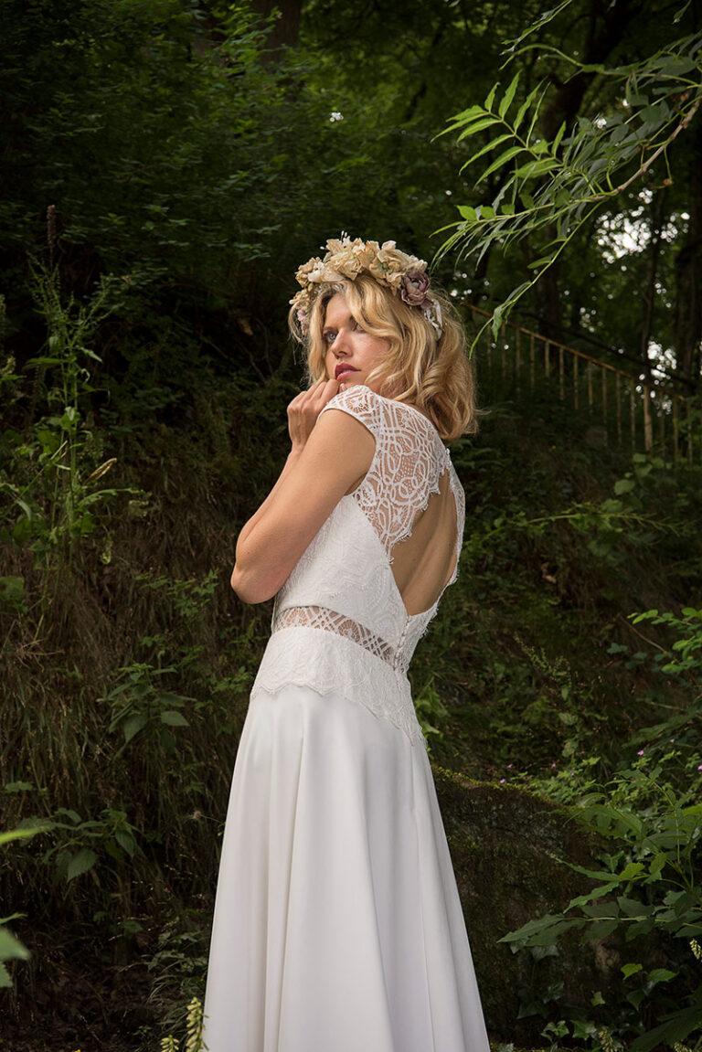 Lambert Créations Robes De Mariées Collection Intemporelles Aimée 2