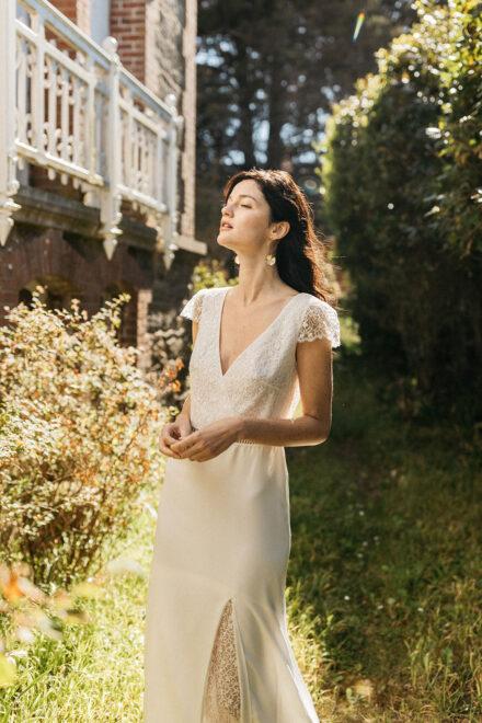 Lambert Créations Robes De Mariées Collection Intemporelles Armine6