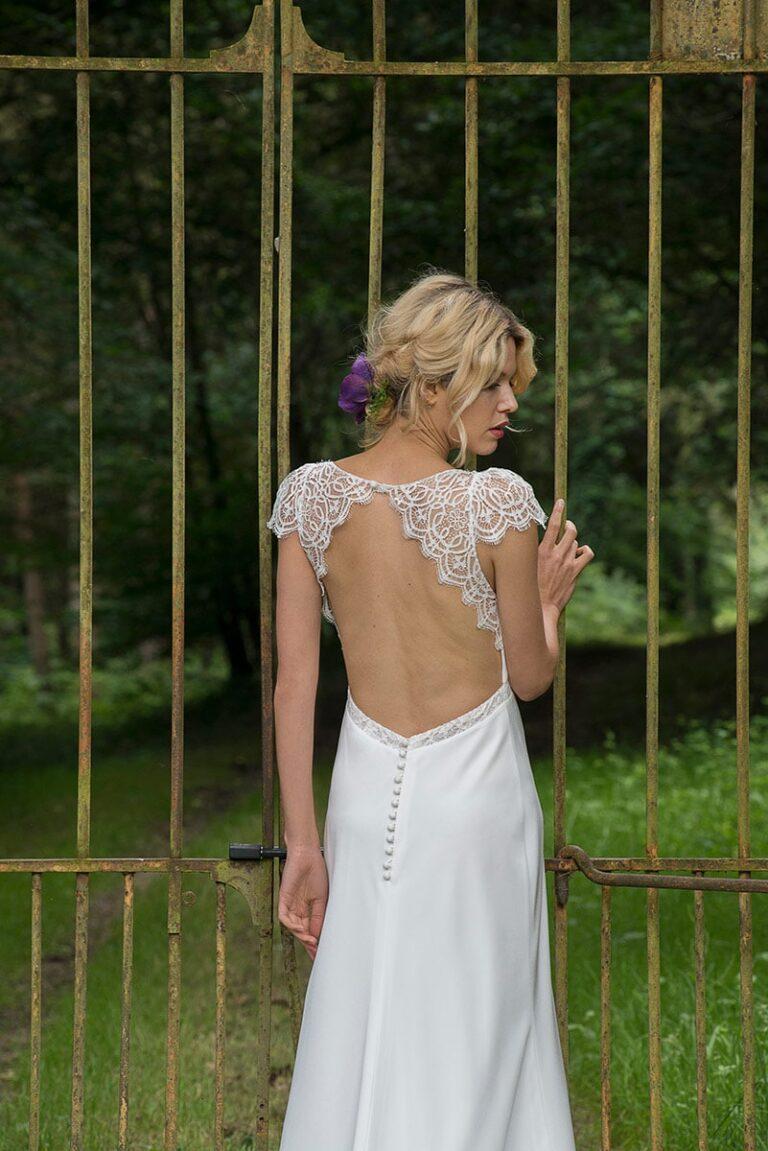 Lambert Créations Robes De Mariées Collection Intemporelles Portman 1