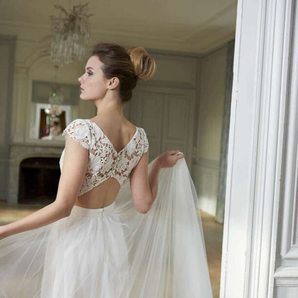 Lambert Créations Robes De Mariées Collection Intemporelles Sasha 1