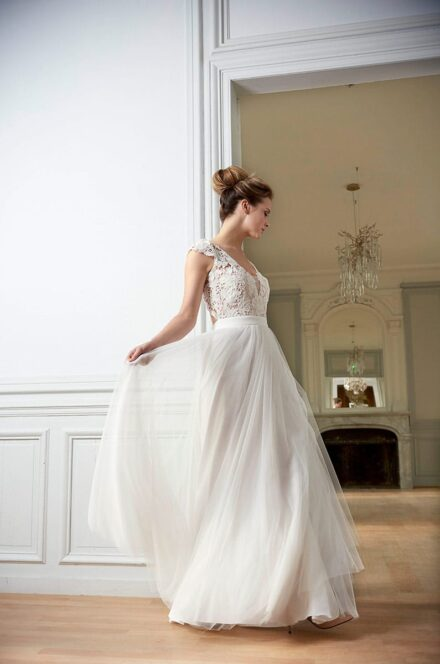Lambert Créations Robes De Mariées Collection Intemporelles Sasha 4