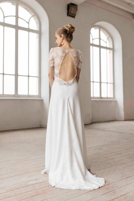 Lambert Créations Robes De Mariées Collection 2022 Eole1