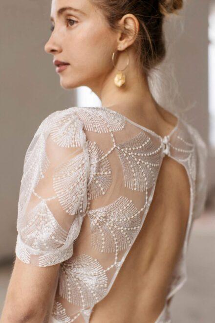 Lambert Créations Robes De Mariées Collection 2022 Eole2