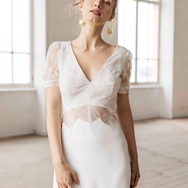 Lambert Créations Robes De Mariées Collection 2022 Eole5