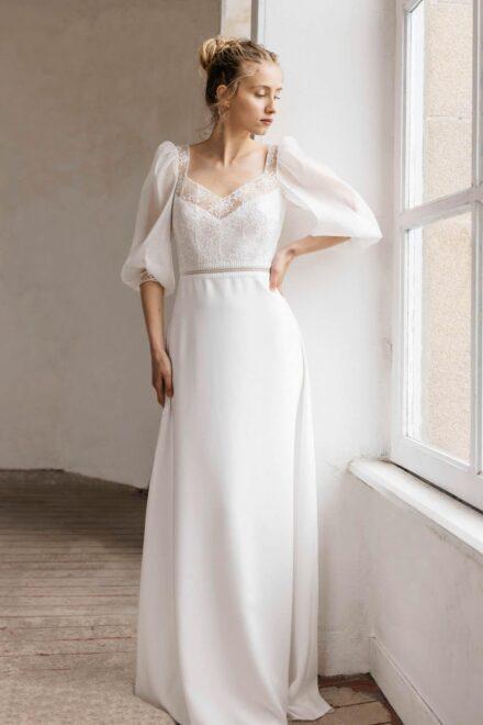 Lambert Créations Robes De Mariées Collection 2022 Etoile1
