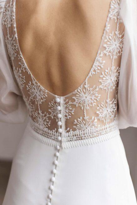 Lambert Créations Robes De Mariées Collection 2022 Etoile4