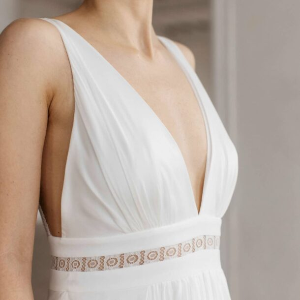 Lambert Créations Robes De Mariées Collection 2022 Océan2