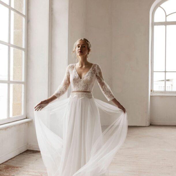 Lambert Créations Robes De Mariées Collection 2022 Phoenix1