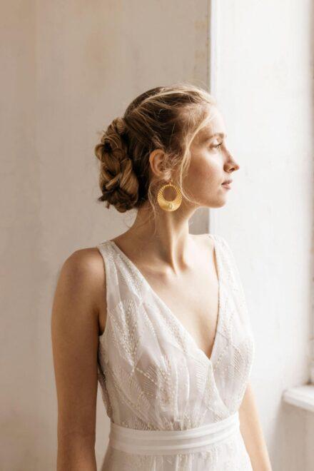 Lambert Créations Robes De Mariées Collection 2022 Plume3