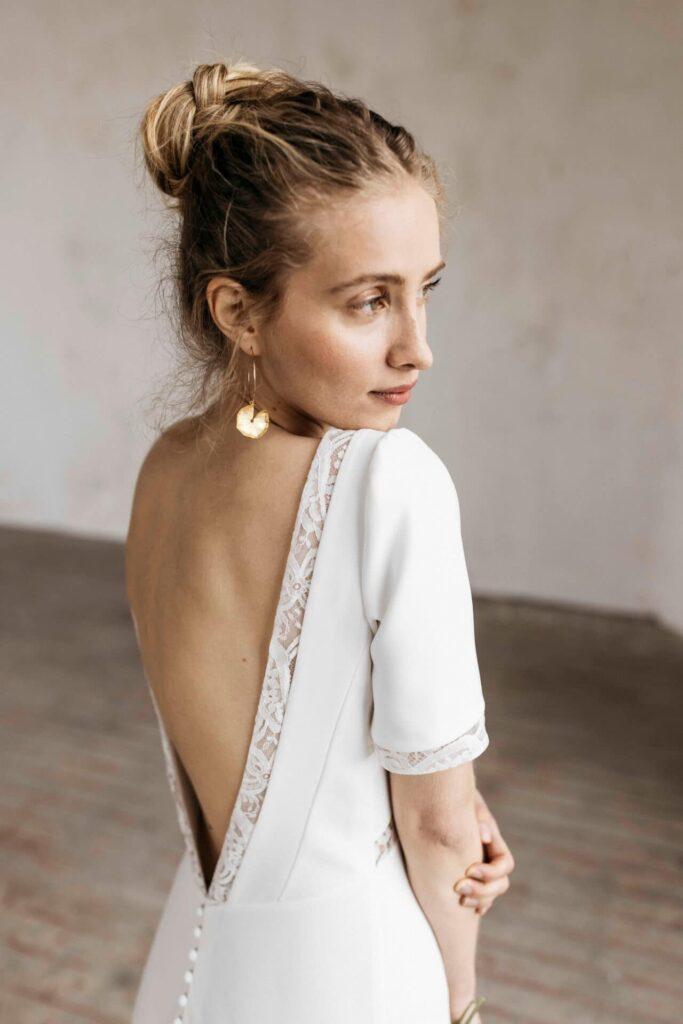 Lambert Créations Robes De Mariées Collection 2022 Sierra4